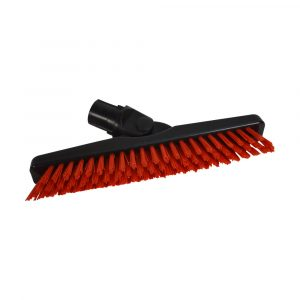 Grout Brush Red