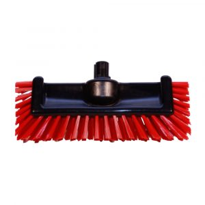 Scrator Brush Red