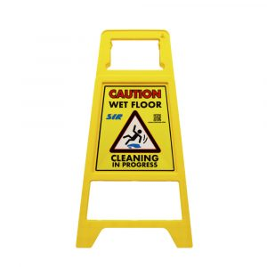Safe-guard Caution Sign