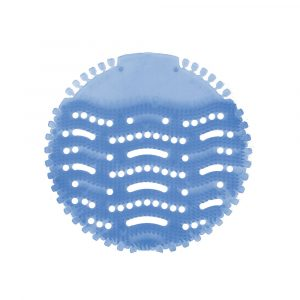 Urinal Wave Screen Blue